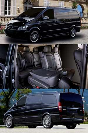 Arca Berlines - Transport Personnes VTC - Vehicule Minivan